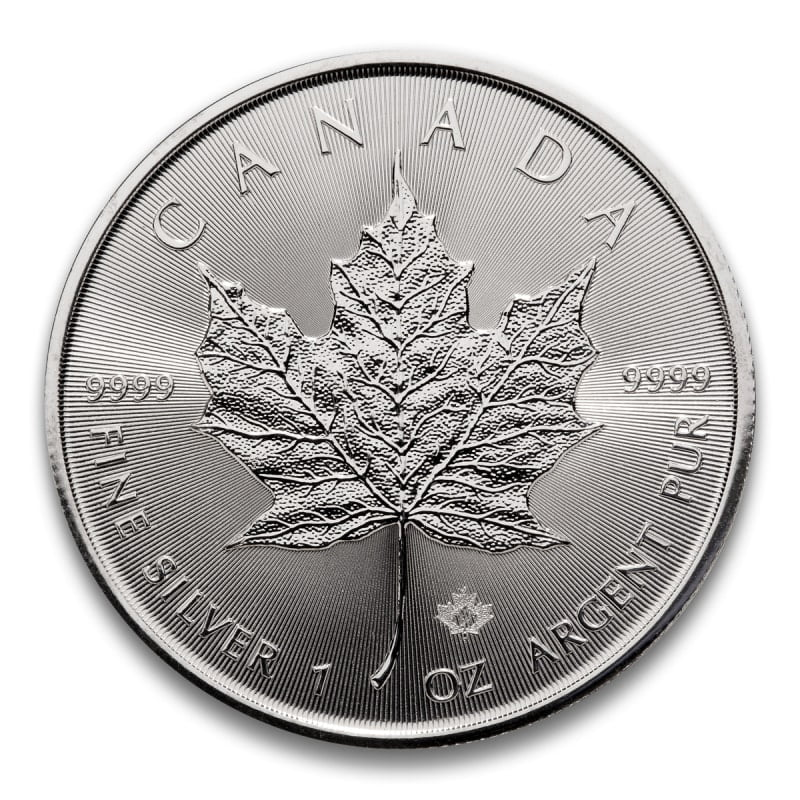 Silver Canadian Maple