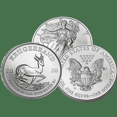 Buy Silver Coins